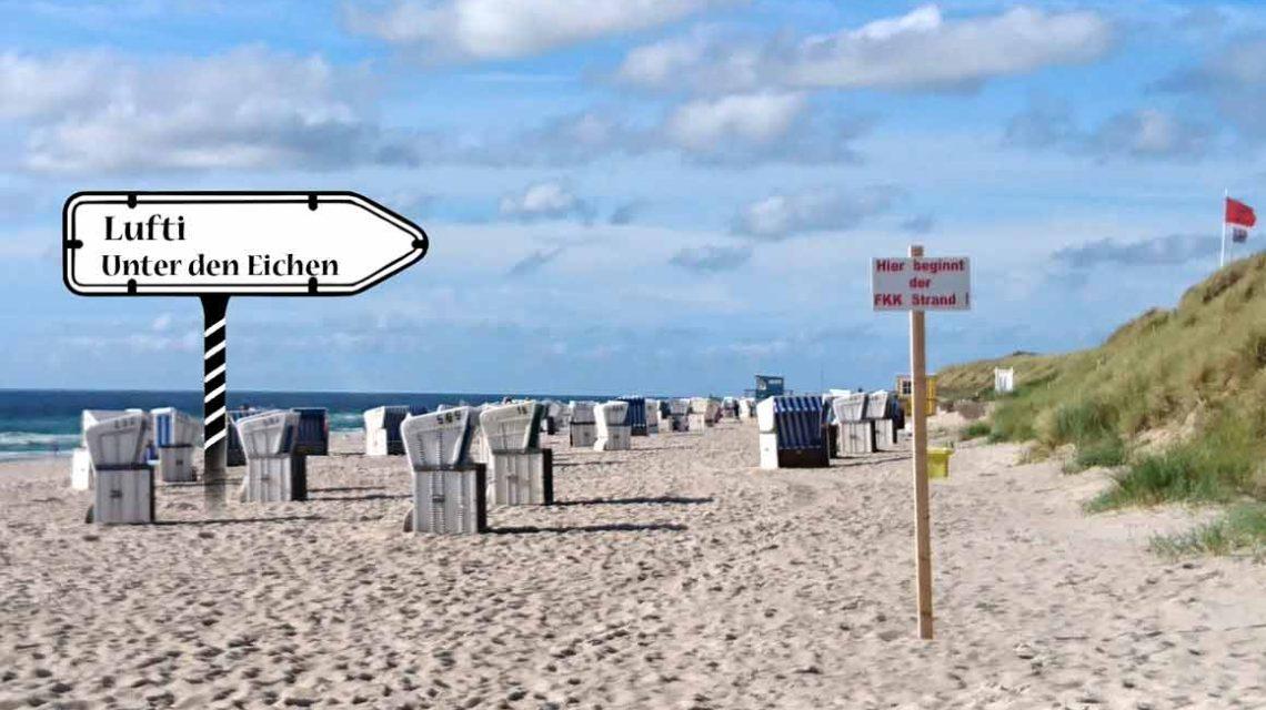 Wiesbadens Alternative zum FKK Strand auf Sylt: das Lufti. ©2018 Andrea Back / Flickr / CC BY-NC-SA 2.0