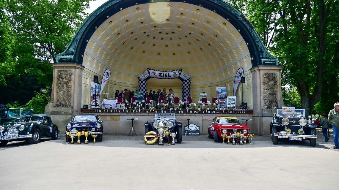 Concours d'Elegance der Oldtimer Rallye Wiesbaden