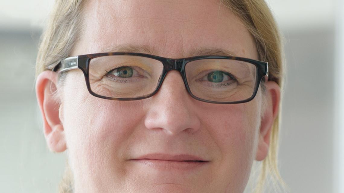 Yvonne Dinkelmann ist neue Pflegedirektorin an den Helios HSK. ©2018 HSK