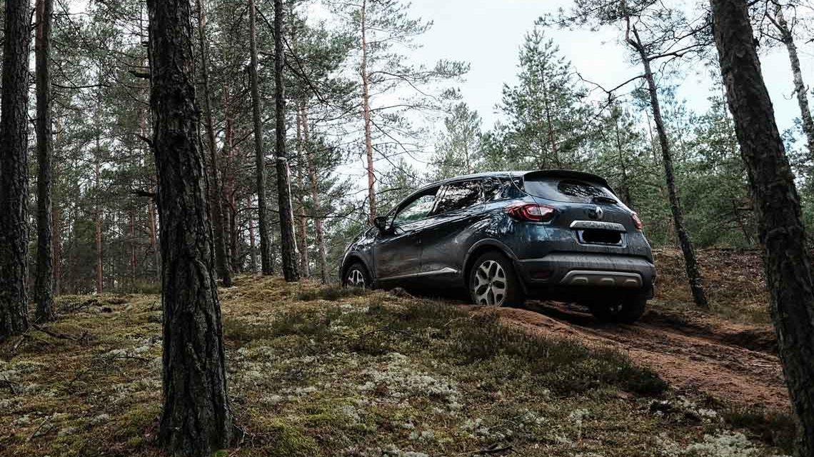 November 2017, in diesem Fall genehmigt bei der Renault Crossover Challenge 2017. ©2018 Kārlis Dambrāns / Flickr / CC BY 2.0