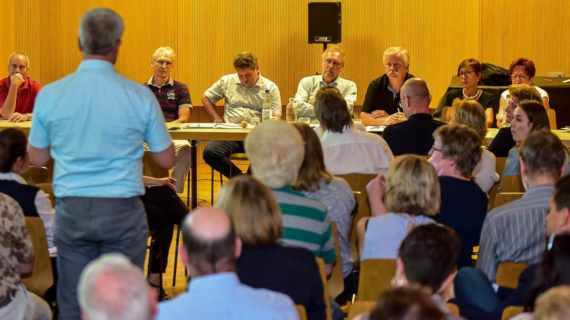 Hafenschule: In Schierstein regt sich Widerstand