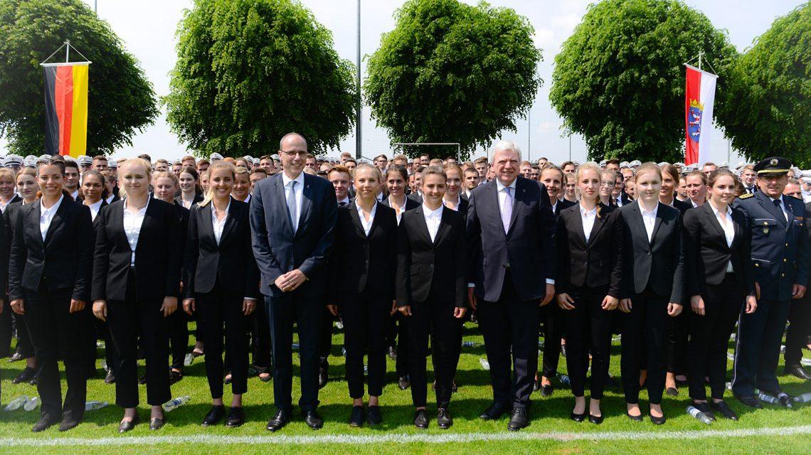 copyright hessische staatskanzlei s feige - Polizei Bewerbung Hessen