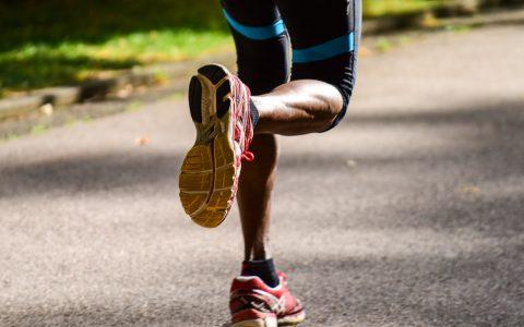 Egal wie Sie sich bewegen, Laufen ist nur eine Art nicht einzurosten. ©2018 Volker Watschounek