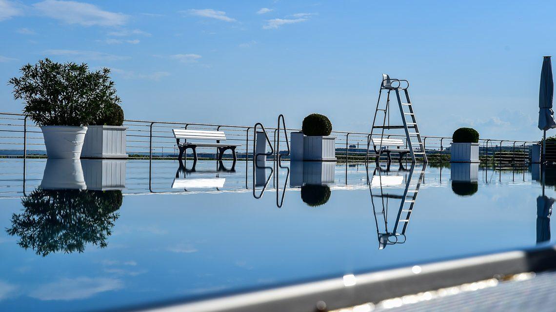 Das Opelbad zwei Tage vor Saisonbeginn. ©2018 Volker Watschounek