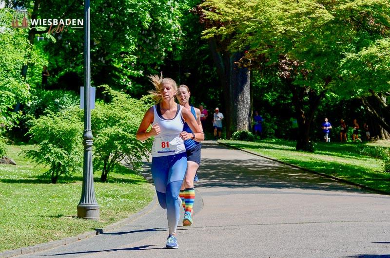 12. Charity Run und Walk bei bestem Maiwetter