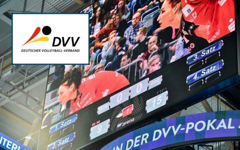 Der Vorstand des DVV ist zurückgetreten. @2018 Volker Watschounek / Verbandslogo