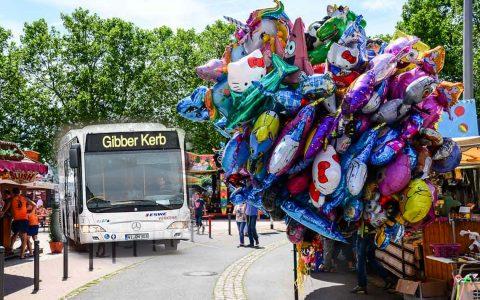 Veranstaltungsticket zum Schiersteiner Hafenfest vom 12. bis 15. Juli