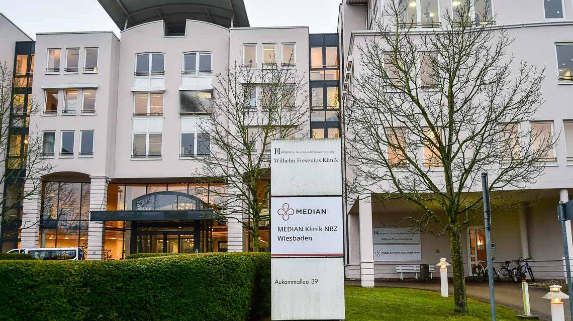 Ausgezeichnet, Helios Aukamm-Klinik. ©2018 Volker Watschounek