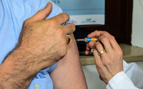 Impfen kann helfen! ©2018 Volker Watschounek