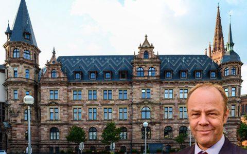 Hans-Martin Kessler ... ©2018 Volker Watschounek