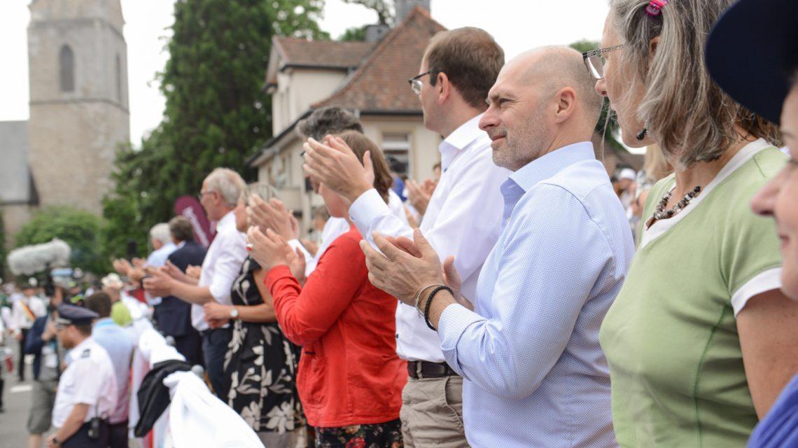 845.000 Menschen feierten den 58. Hessentag
