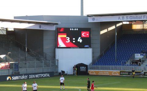 Legendenspiel Deutschland - Türkei, 3:4 nach 90 Minuten ©2018 Carsten Simon