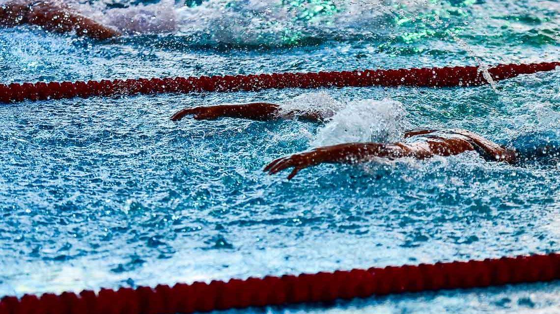 Meisterschwimmkurs im Opelbad ©2018 Volker Watschounek
