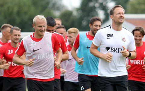 Jahn-Testspiel nach Regensburg verlegt. ©2018 SVWW