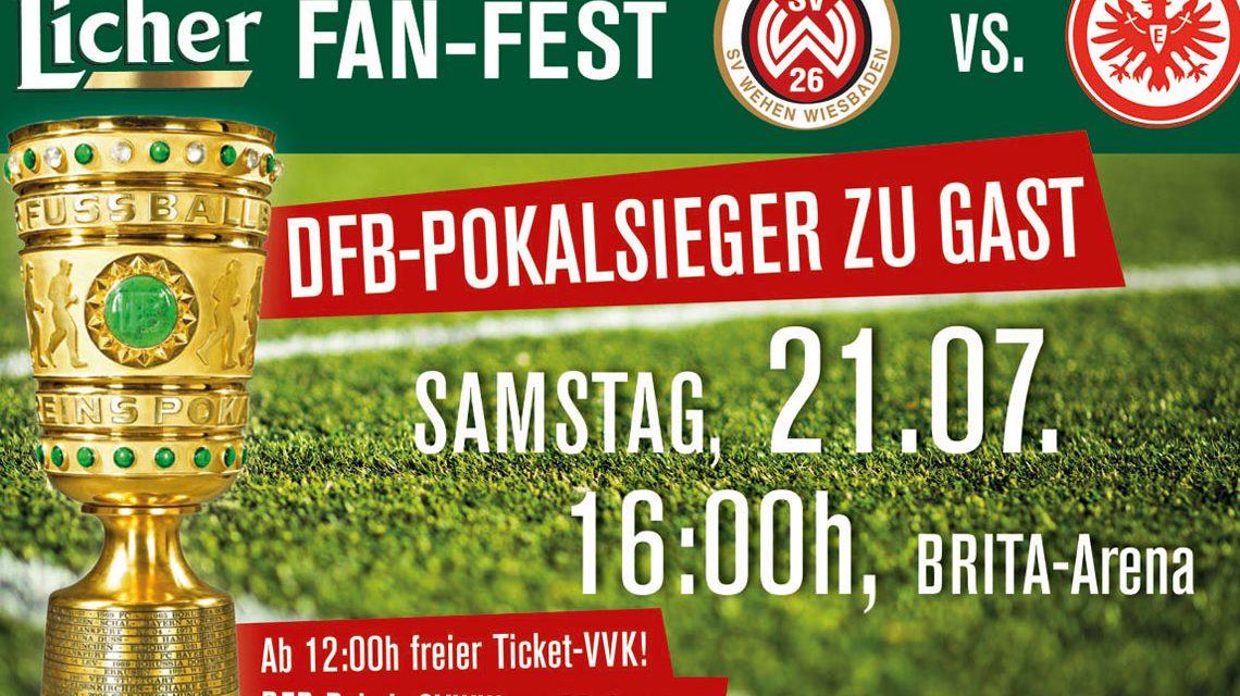SV Wehen Wiesbaden | Licherfest | 27. Juli 2018 | 12:00 Uhr @2018 SVWW