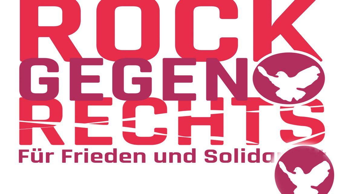Rock gegen Rechts, Konzert und Aktionstag in Frankfurt am Main. ©2018 Volker Watschounek