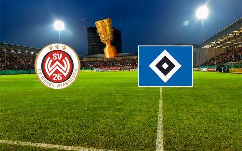 2. Runde DFB Pokal | 30./31. Oktober | SV Wehen Wiesbaden - Hamburger SV