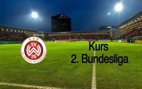 Trainer Rüdiger Rehm hat das Ziel vorgegeben: Dieses Jahr soll der Aufstieg in die 2. Bundesliga gelingen.