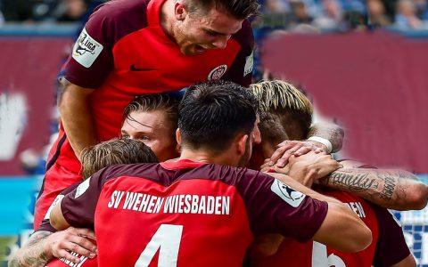3. Liga | 8. Spieltag | Saison 2018.2019 | 1860 München - SV Wehen Wiesbaden | 1:2