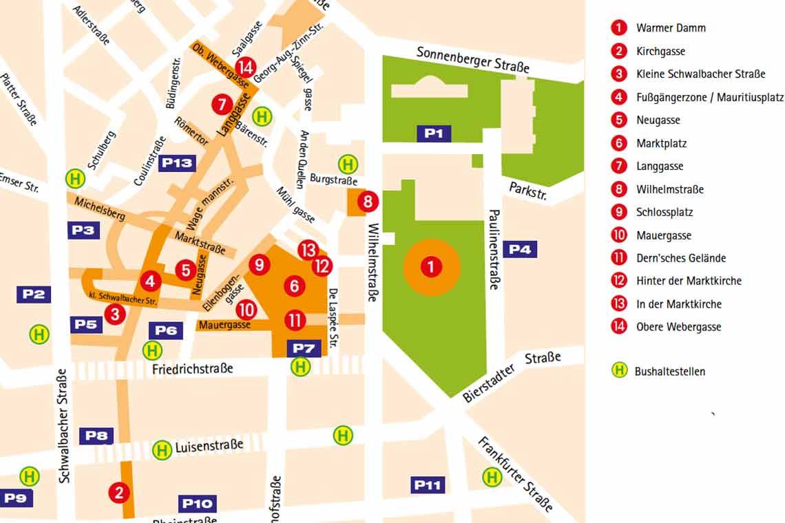 Wiesbadener Stadtfest 2018   28., 29. und 30. Oktober, freitags, samstags und sonntags