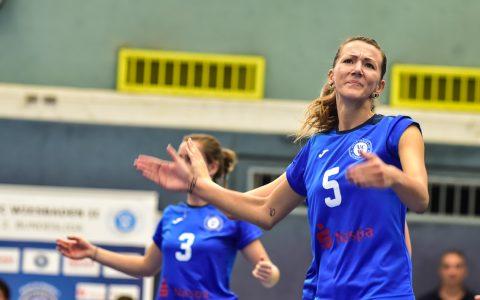 Volleyball 2. Bundesliga Süd Frauen | Saison 2018.2019 | 1. Spieltag | VC Wiesbaden II - TV Holz | 1:3