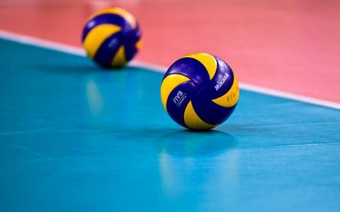 Volleyball _ Symbolbild