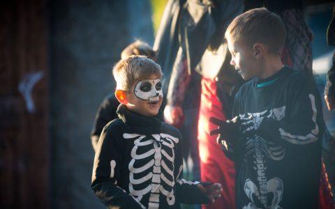 Halloween im Taunuswunderland am 27. Oktober 2018. Die große Party. ©2018 Taunus Wunderland