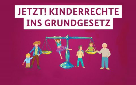 Seit fast 30 Jahren gilt die Kinderrechtskonvention der Vereinten Nationen in Deutschland. Genauso lange wird darüber diskutiert, Kinderrechte ausdrücklich im Grundgesetz zu verankern. ©2018 Bmfsfj