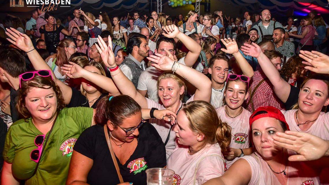 Mallorca Party: Ganz Wiesbaden im Mallorca Fieber