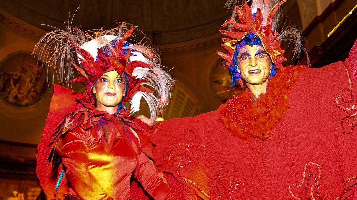 Hessen und Wiesbaden feiern die 17. Olympische Ballnacht
