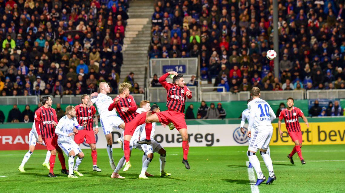 Der Hamburger SV triumphiert in Wiesbaden