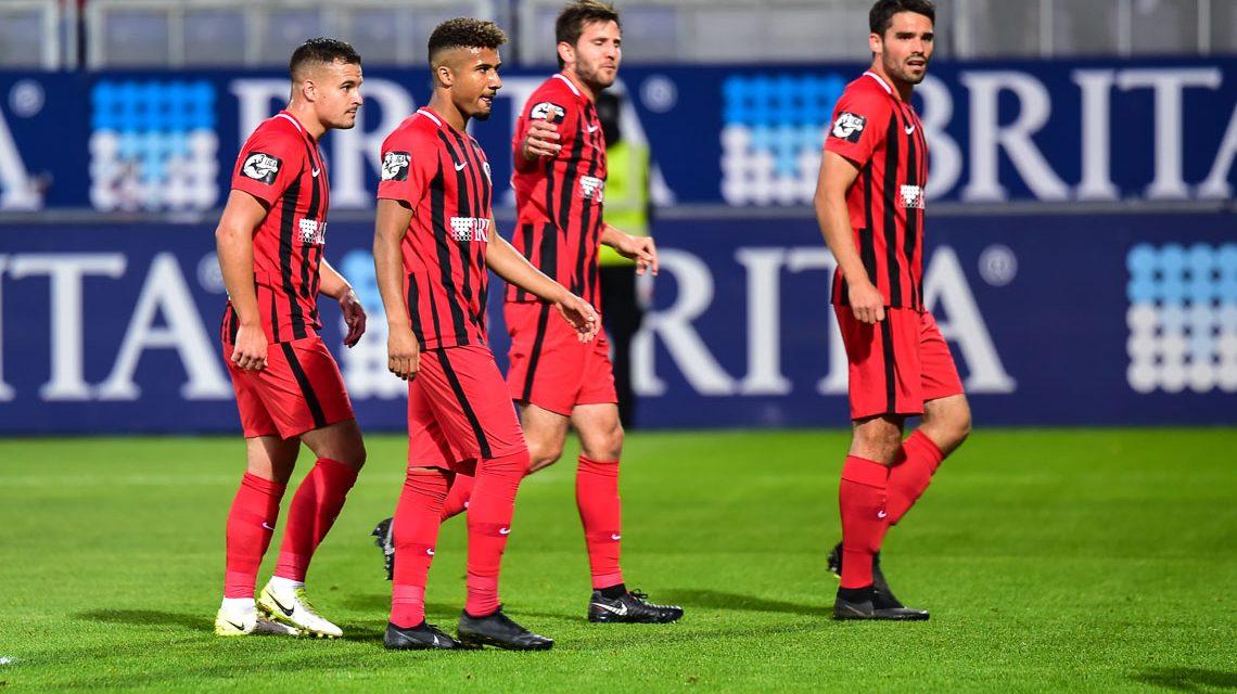 Archivbil: Saison 2018.2019 | 3. Fußball-Liga | 9. Spieltag | SV Wehen Wiesbaden - SG Sonnenhif Großaspach | 2:0 ©2018 Volker Watschounek