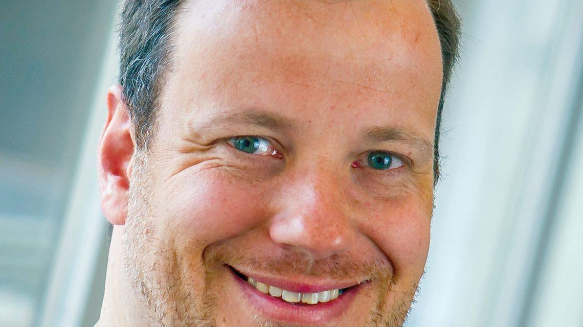 Dr. med. Nico Sartory (39) ist neuer Direktor der Klinik für Notfallmedizin. ©2018 HSK
