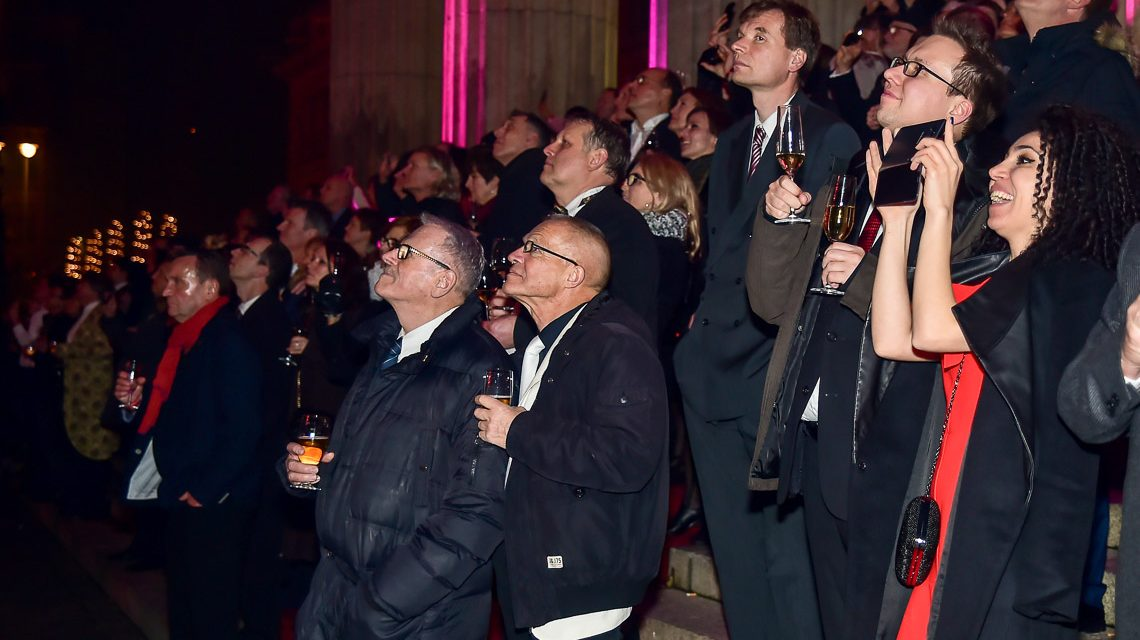Den Jahreswechsel im Kurhaus Wiesbaden feiern
