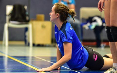 Archivbild: Volleyball 2. Bundesliga Süd Frauen | Saison 2018.2019 | 1. Spi