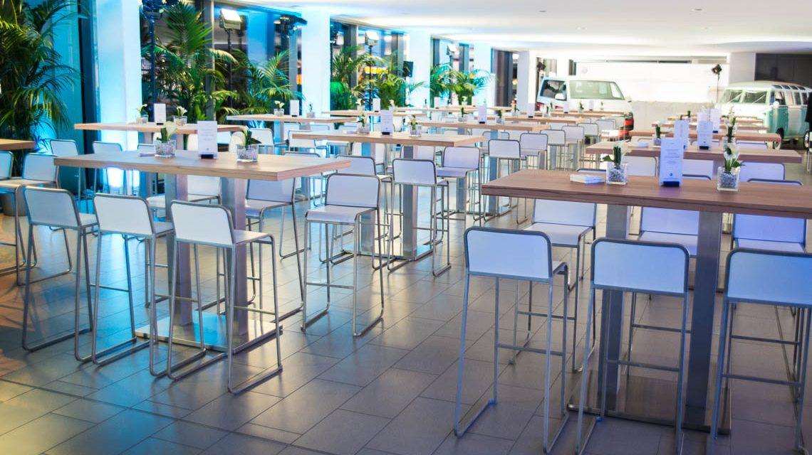 Neues VW Zentrum in Wiesbaden