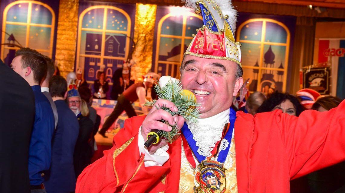 Dachorganisiation Wiesbadener Karneval eröffnet Sitzungsfastnacht