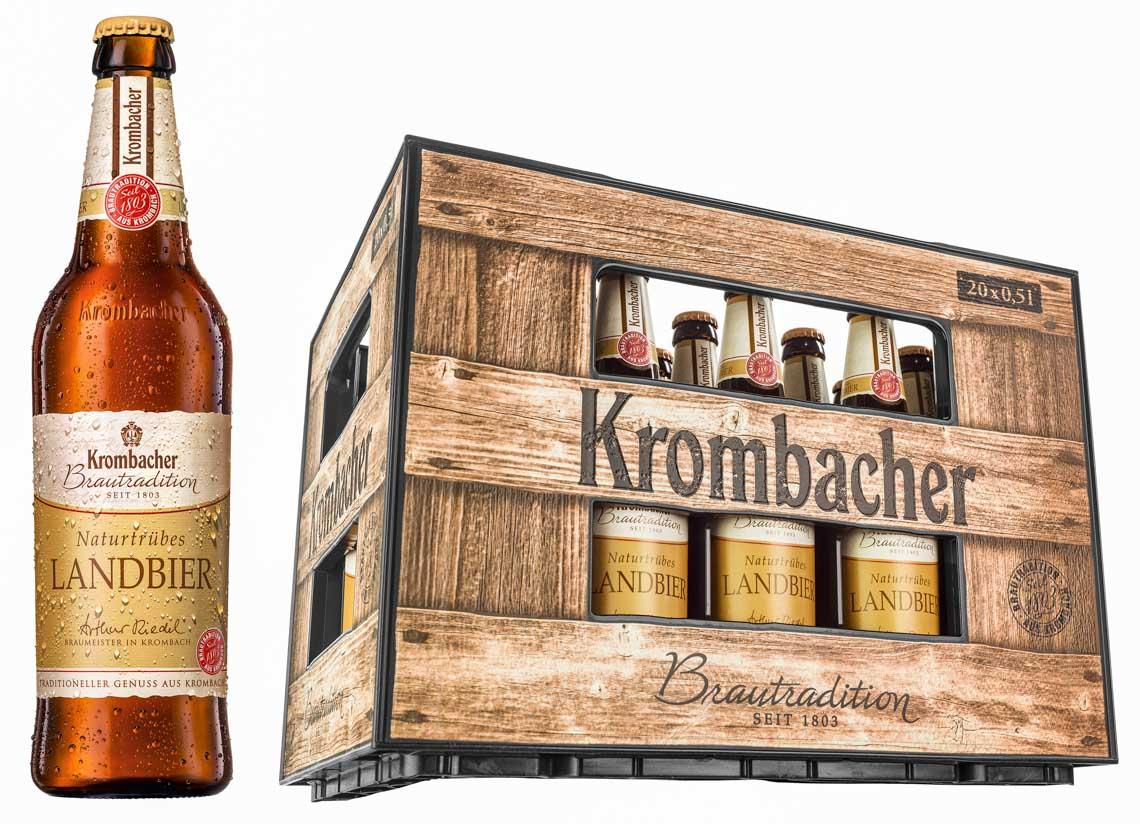 Krombacher Landbier