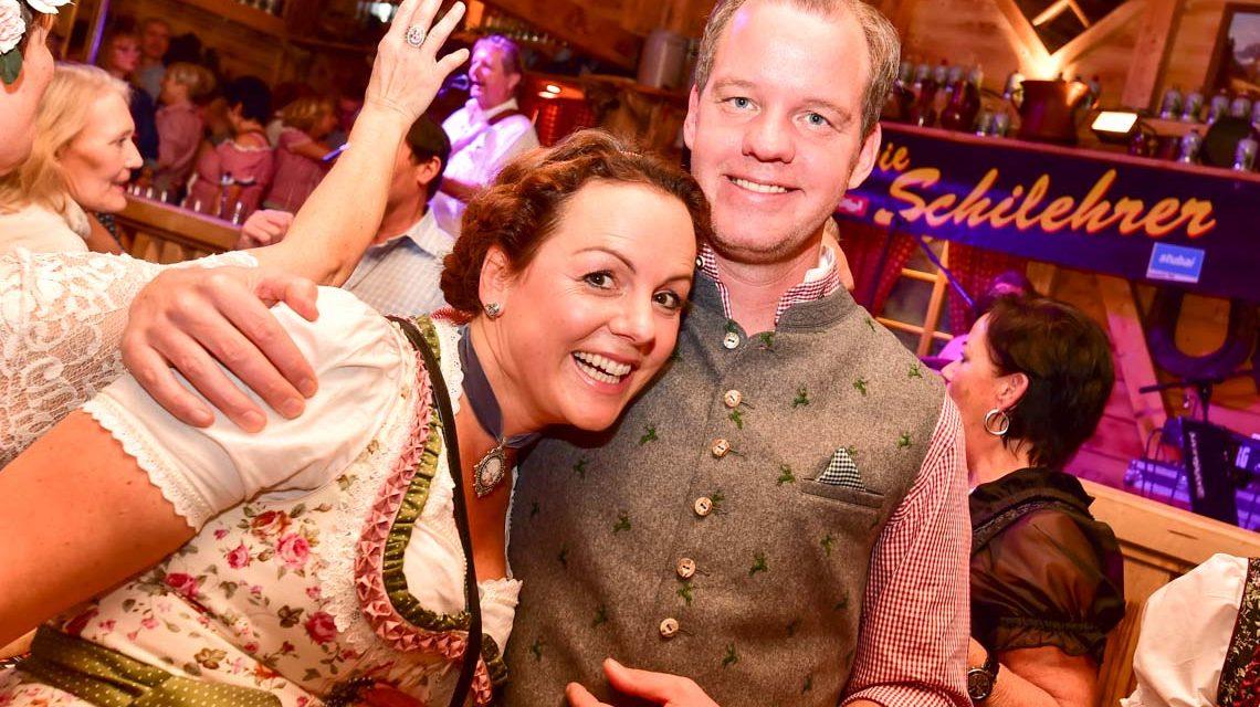 Lumen-Alm Opening-Party: Die Alpen stehen wieder in Wiesabden