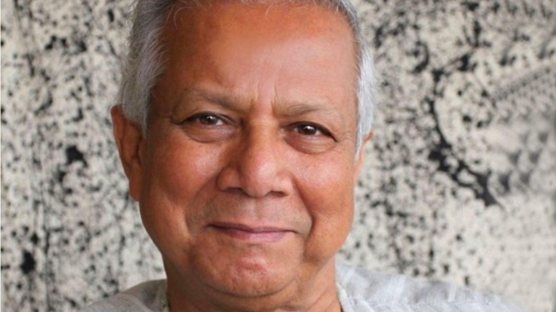 Muhammad Yunus schuf die Mikrokredite, erfand Social Business und jetzt erklärt er, warum wir ein neues Wirtschaftssystem brauchen. ©2018 Pressebild