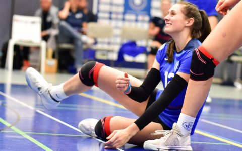 DVV Pokal | 1. Hauptrunde | VCW II - VfB Lotto Suhl | 0:3