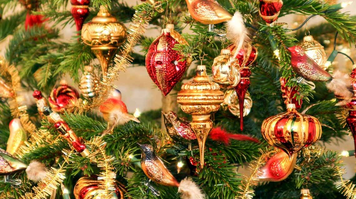 Weihnachtsbaumschmuck ©2018 ZhrefCH CC0 1.0
