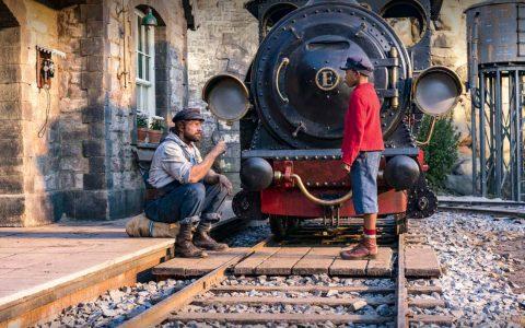 Film: Jim Knopf und der Lokomotivführer ©2018 Rat Pack | Macao | Warner Bros