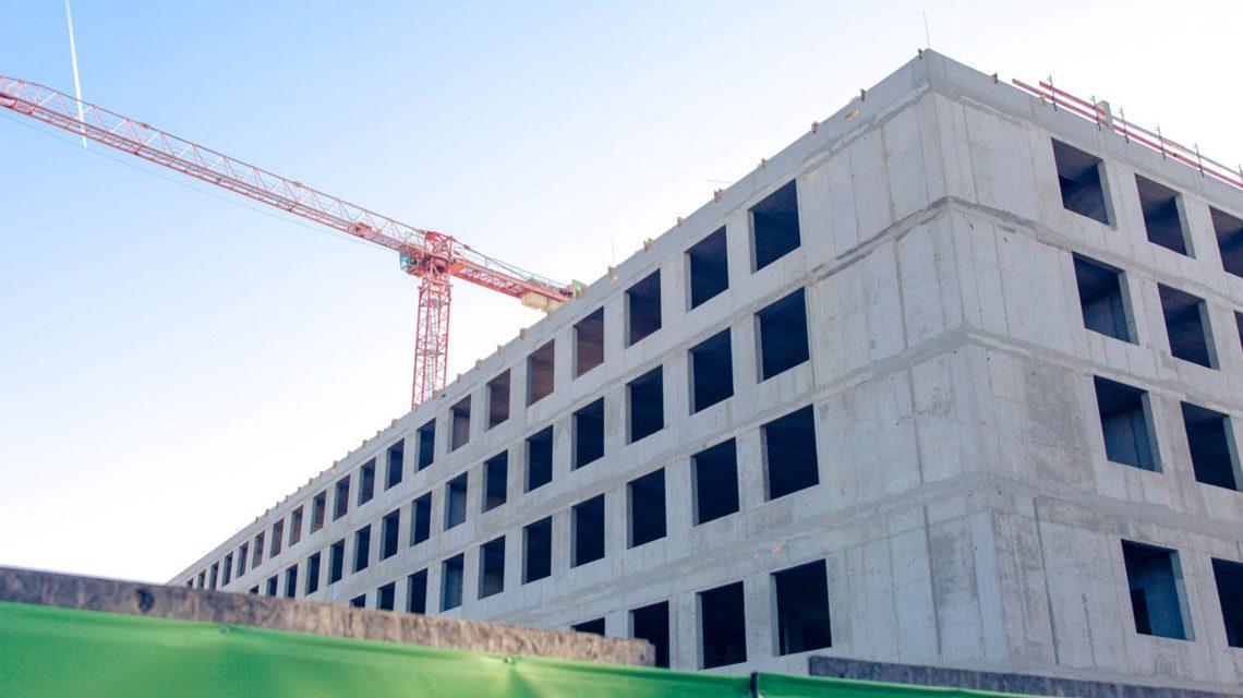 Nächste Baustellenführung am Mittwoch, den 10. Juli 2019. ©2019 HSK