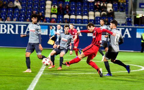 3. Liga | 2018.2019 | 20. Spieltag | SV Wehen Wiesbaden - VfR Aalen | 2:1