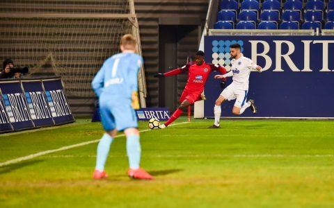 3. Liga | Saison 2018/2019 | 17. Spieltag | SV Wehen Wiesbaden - Sportfreunde Lotte | 2:0