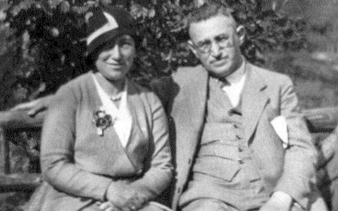 Georg und Margarethe Goldstein ©2019 Wiesbaden