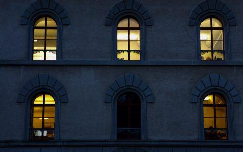 Heure bleue im Klosterhof St. Gallen. ©2019 Flickr / Rosemarie Voegtli / CC BY 2.0