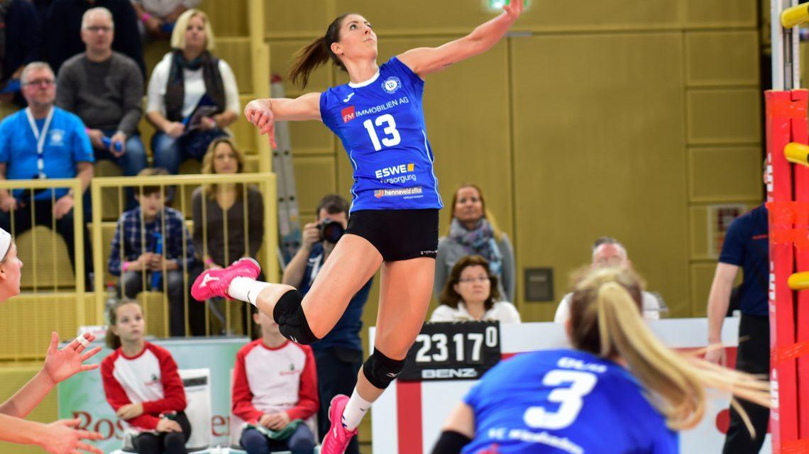 VC Wiesbaden schlägt VCO Berlin mit 3:0