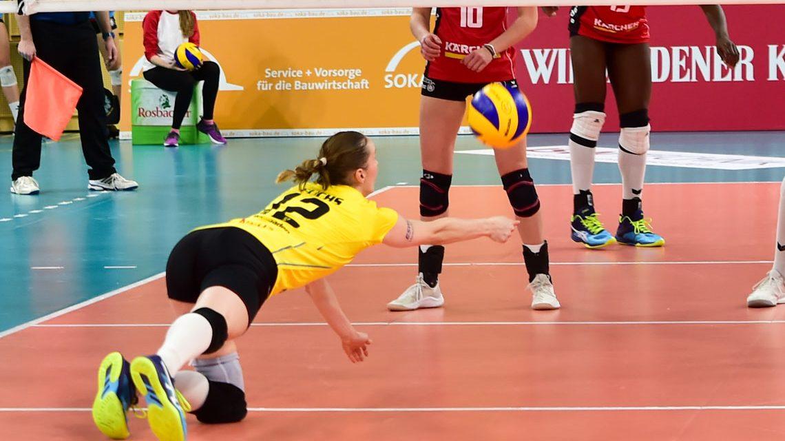 VCW verliert gegen Tabellenführer Stuttgart